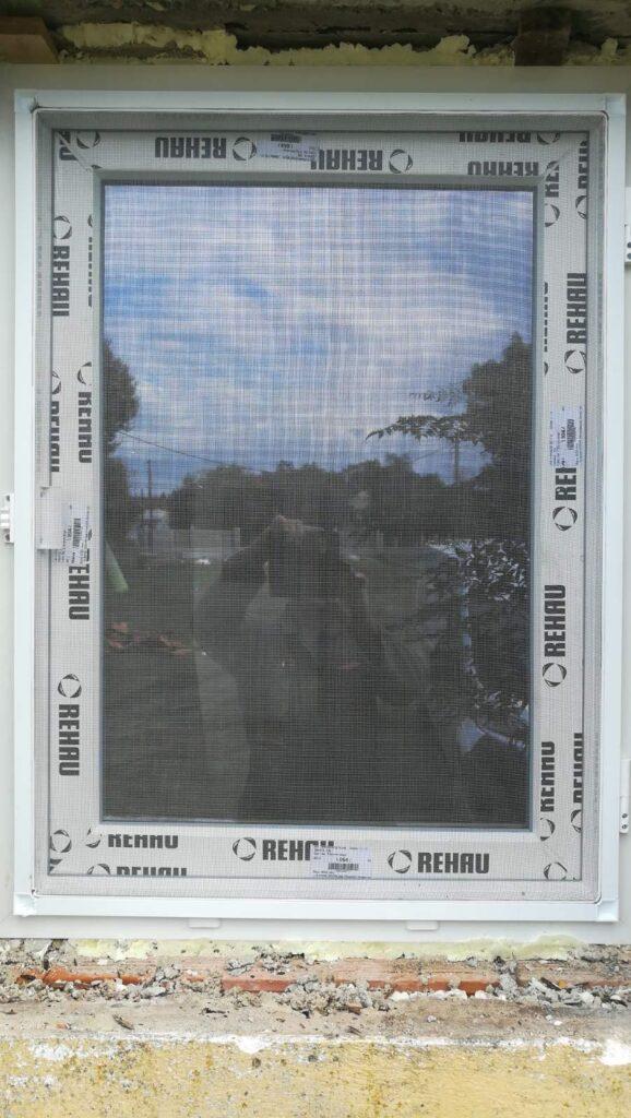 παράθυρα pvc τεχνοπαν