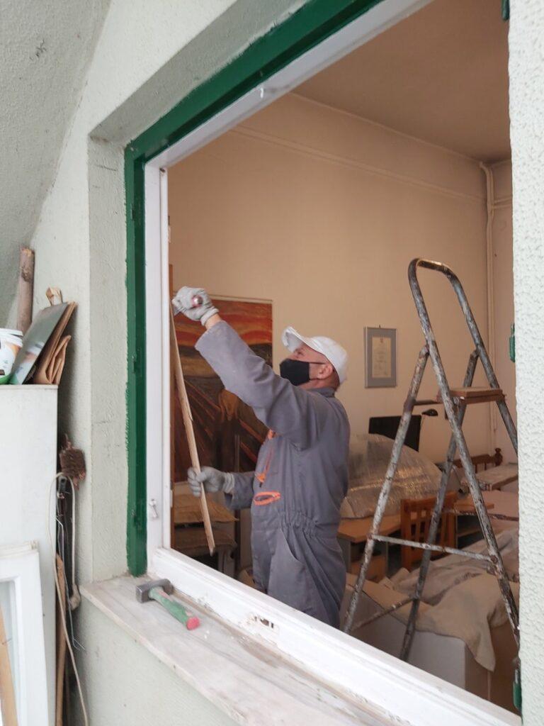κουφώματα και παράθυρα pvc τεχνοπαν