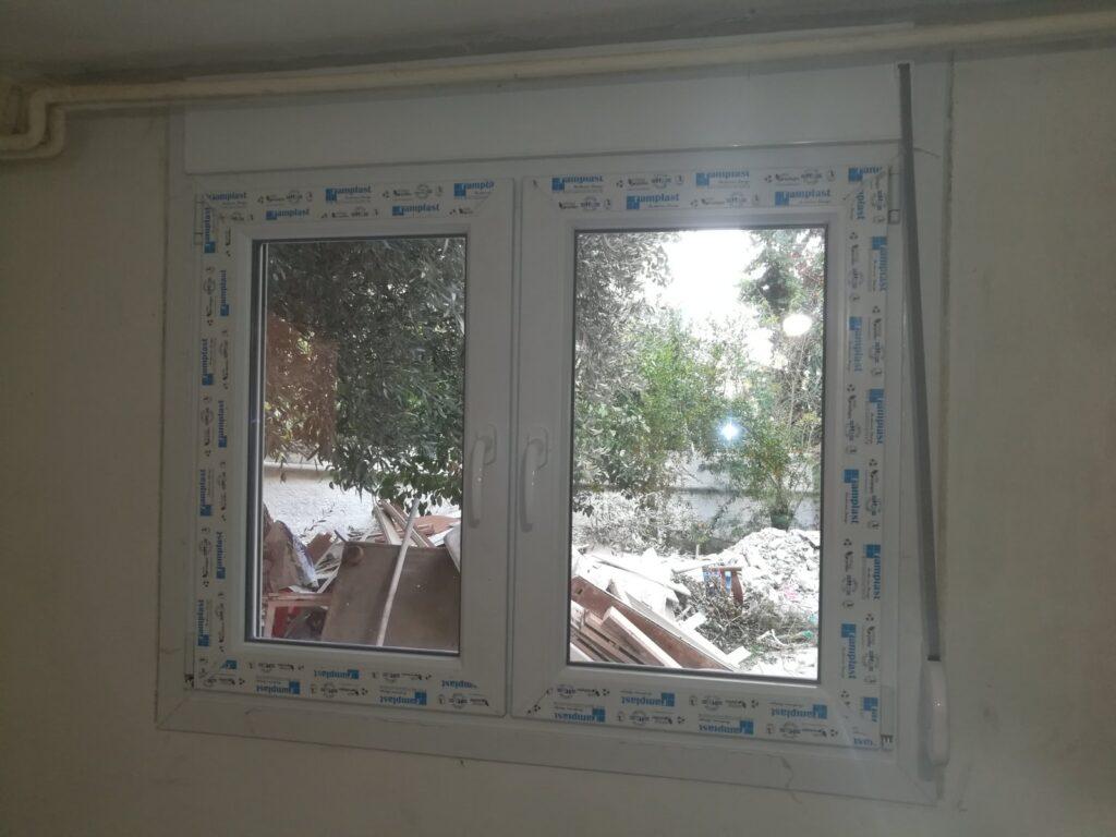 παράθυρα Pvc αγία βαρβάρα
