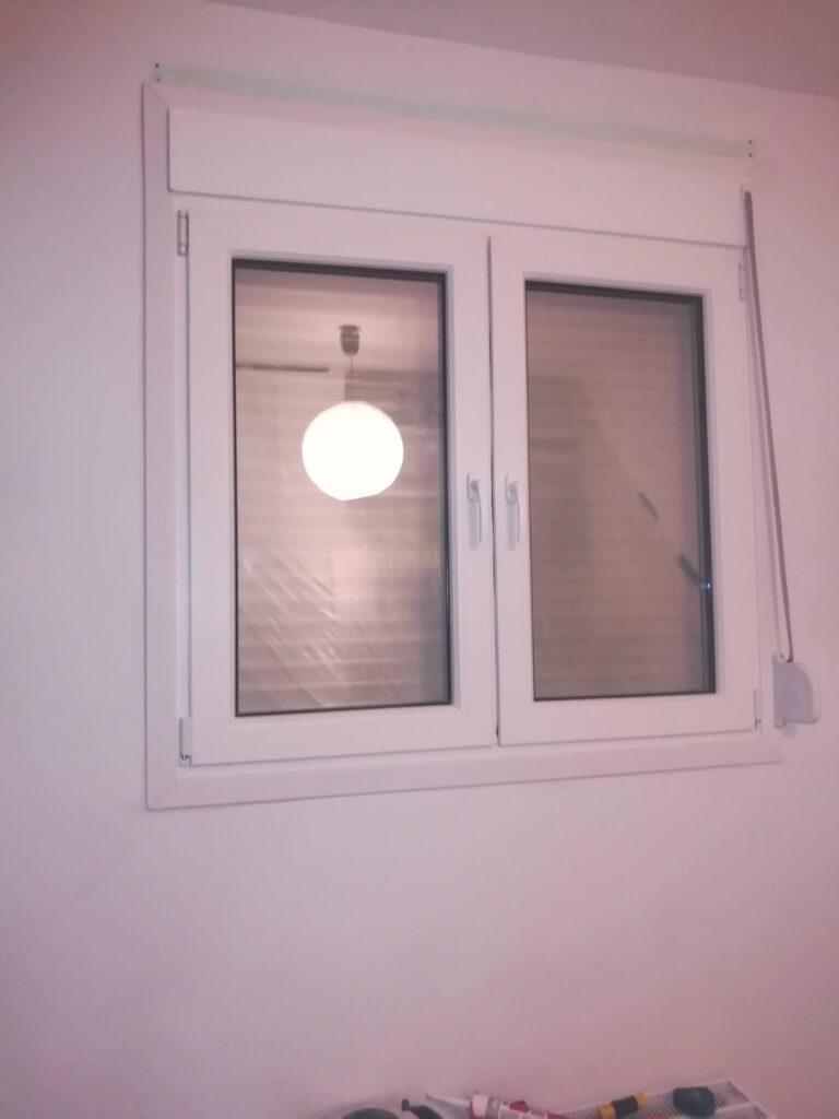 παράθυρα pvc