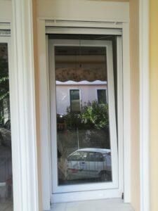παράθυρο pvc τεχνοπαν