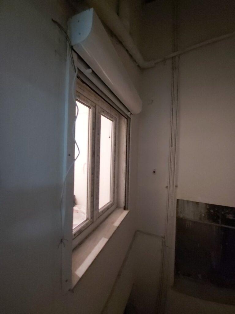 διπλό pvc παράθυρο τεχνοπαν