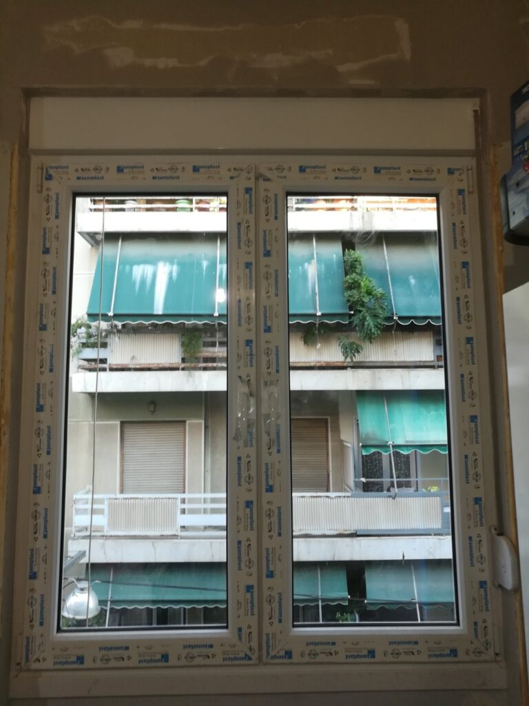 κουφώματα στη Νίκαια