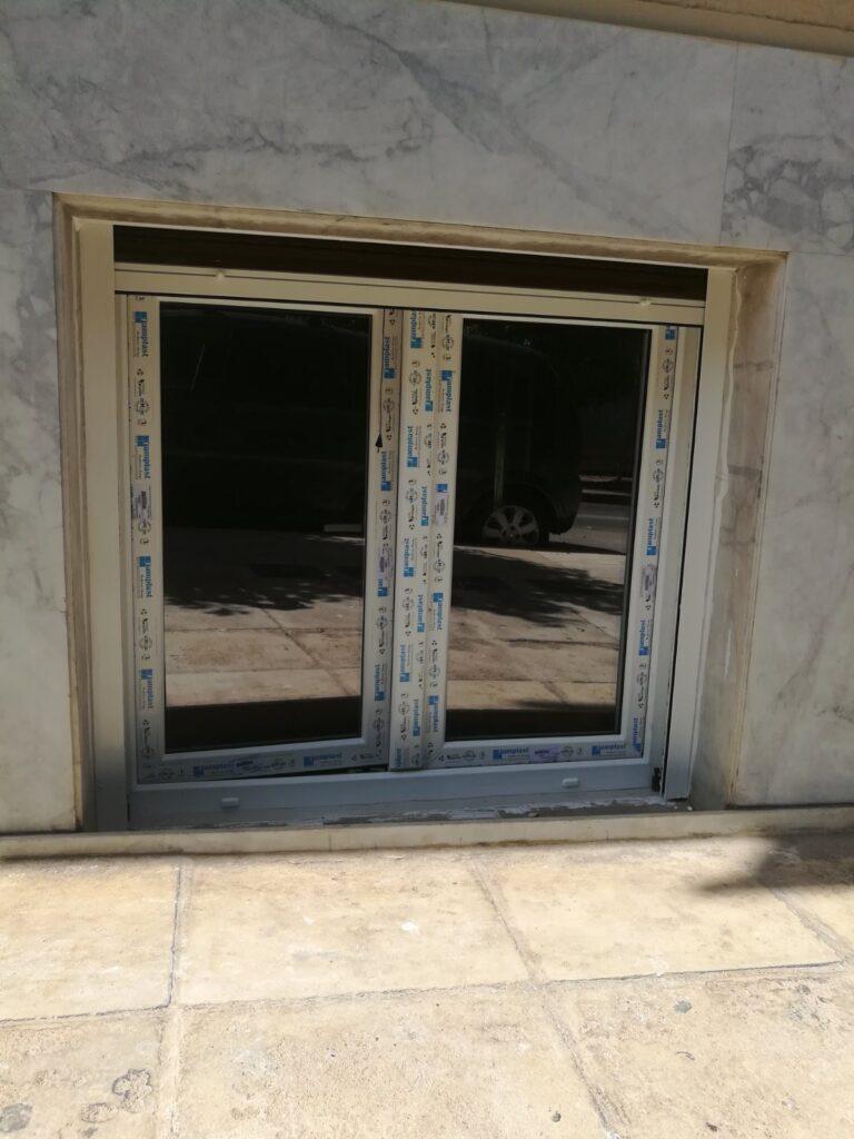 παράθυρα pvc παγκράτι