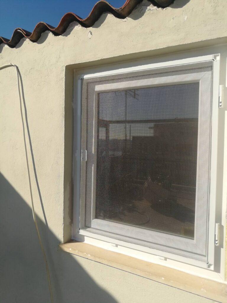 μονο παράθυρο Pvc Πέραμα