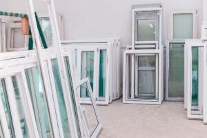συνθετικά παράθυρα pvc